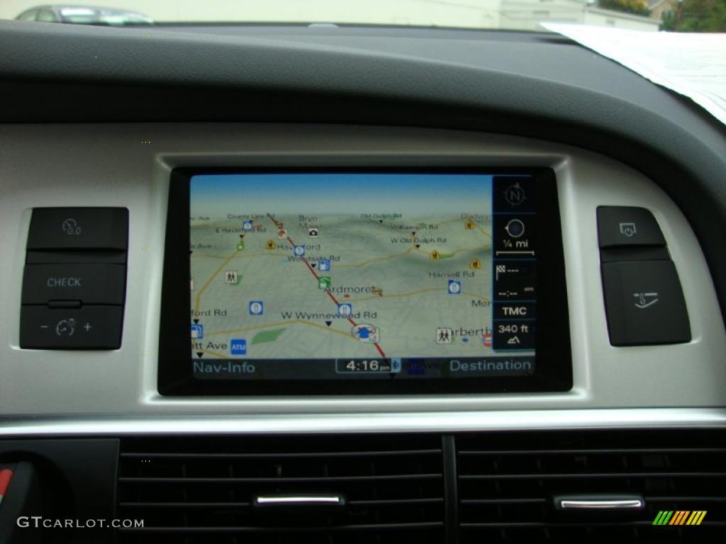 2011 audi a6 3 0t quattro sedan navigation photo 39029650. Black Bedroom Furniture Sets. Home Design Ideas