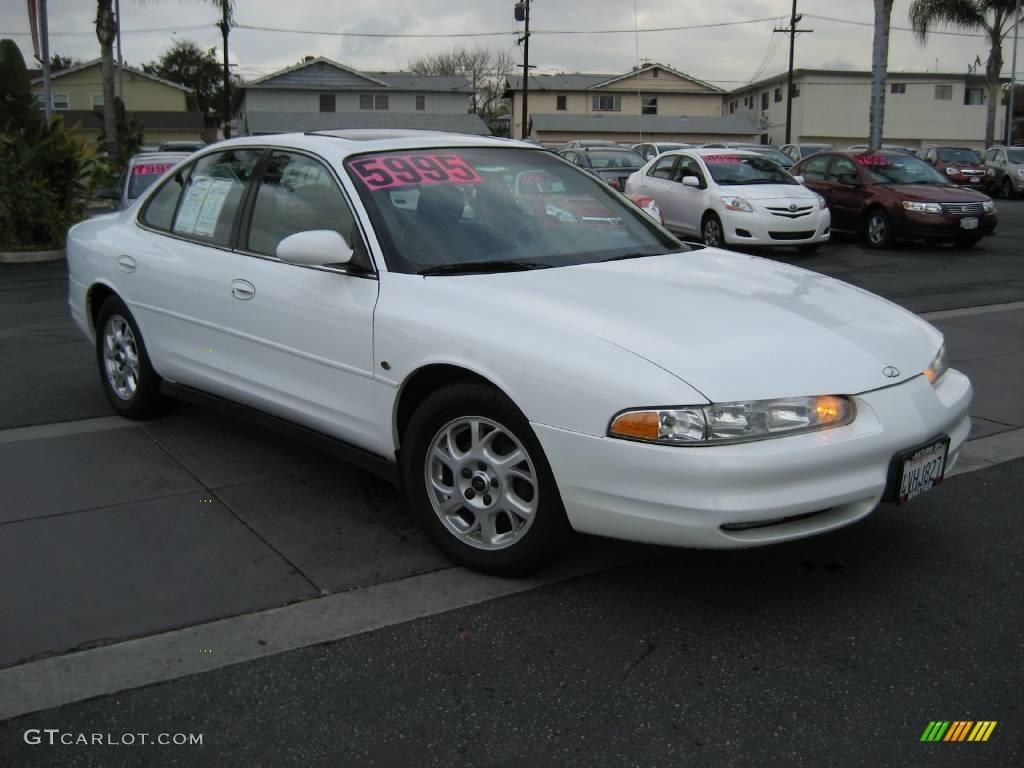 2000 Arctic White Oldsmobile Intrigue GLS #3899380 | GTcarlot.com ...