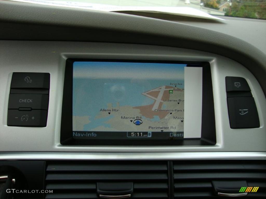 2011 audi a6 3 0t quattro sedan navigation photo 39035283