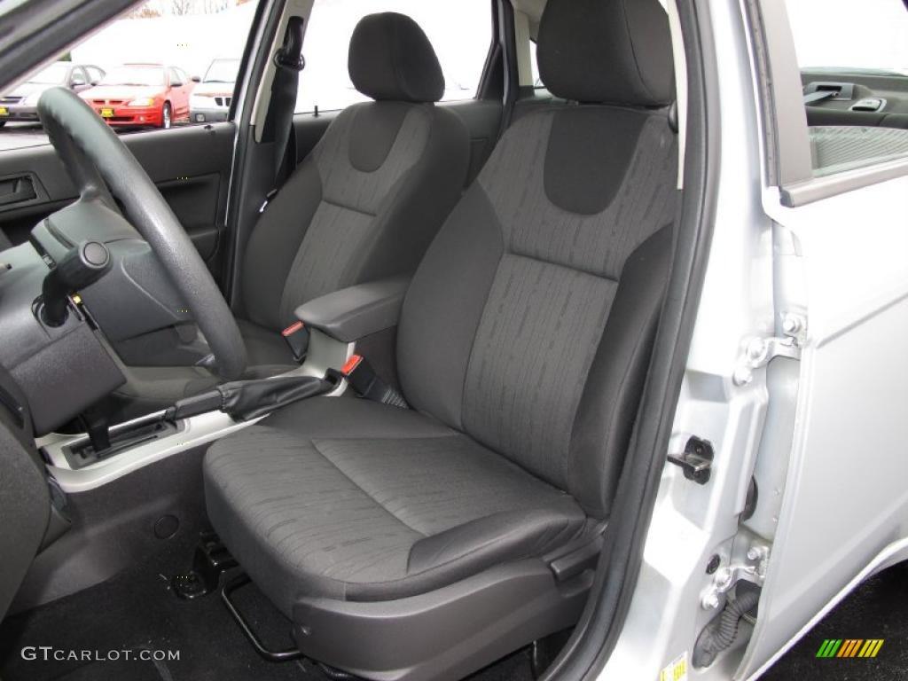 2008 Ford Focus Se Sedan Interior Photo 39035363