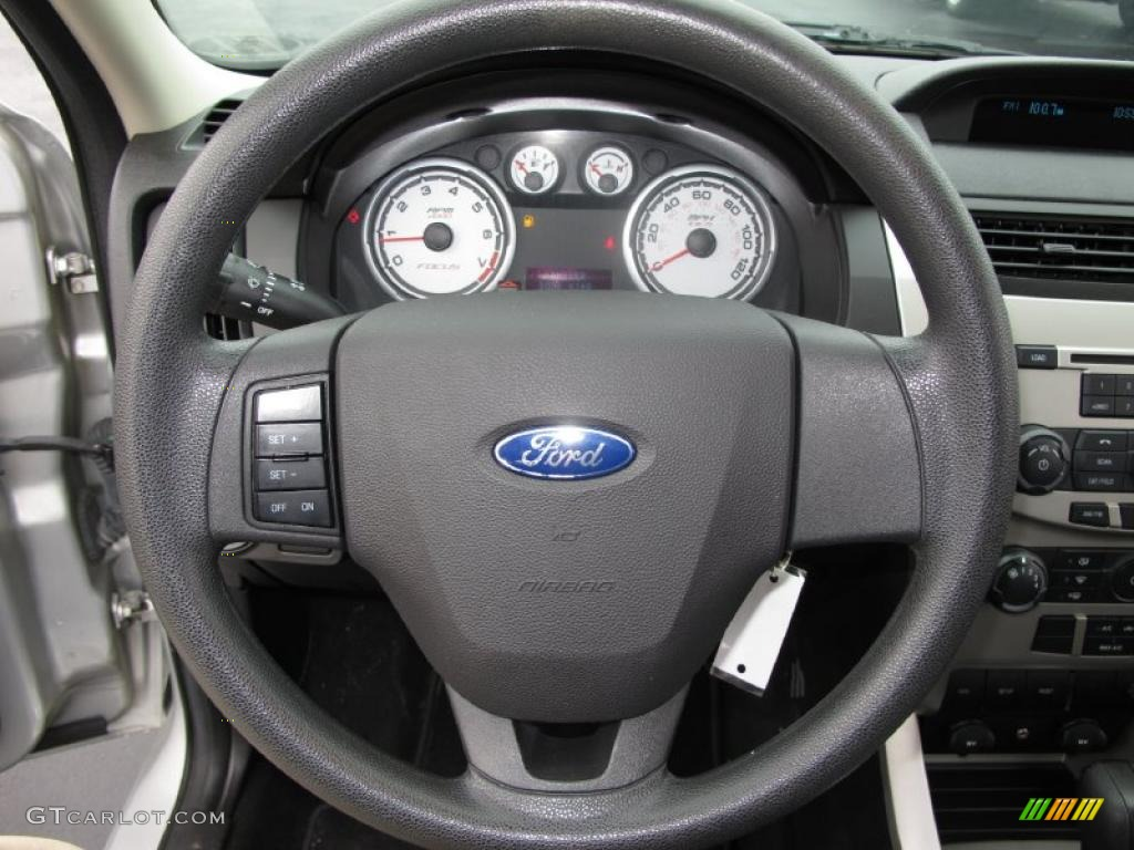2008 Ford Focus Steering Wheel Buttons