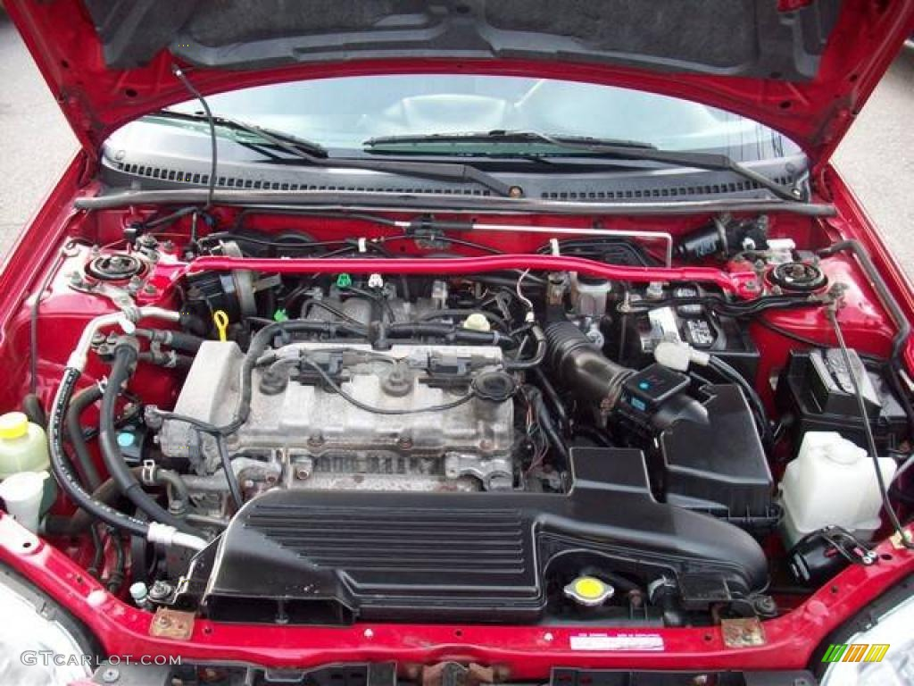 2002 mazda protege5 engine