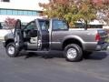 2004 Dark Shadow Grey Metallic Ford F250 Super Duty XLT SuperCab 4x4  photo #18