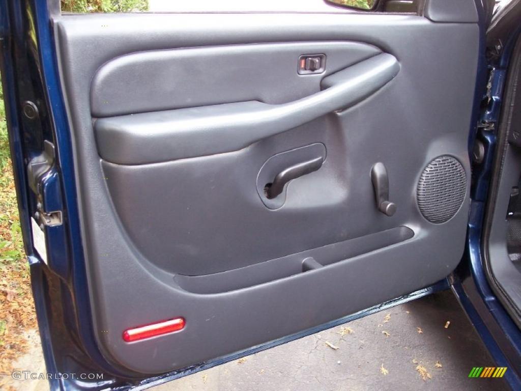 2000 Chevrolet Silverado 1500 Regular Cab Door Panel Photos