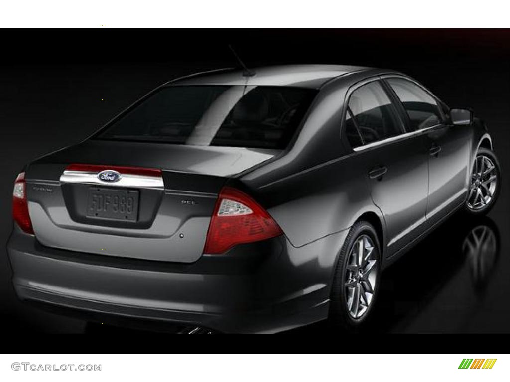2011 Fusion SE - Sterling Grey Metallic / Medium Light Stone photo #1