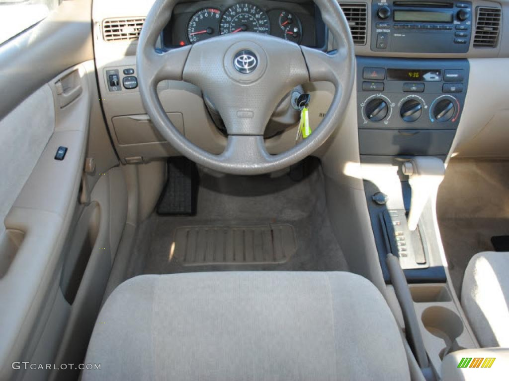2004 Toyota Corolla CE interior Photo 39052160 GTCarLot com