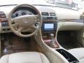 Cashmere 2008 Mercedes-Benz E Interiors