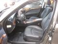 2008 E 350 Sedan Black Interior