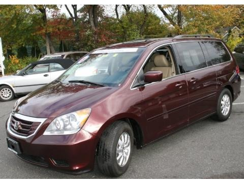 2008 honda odyssey ex l data info and specs. Black Bedroom Furniture Sets. Home Design Ideas