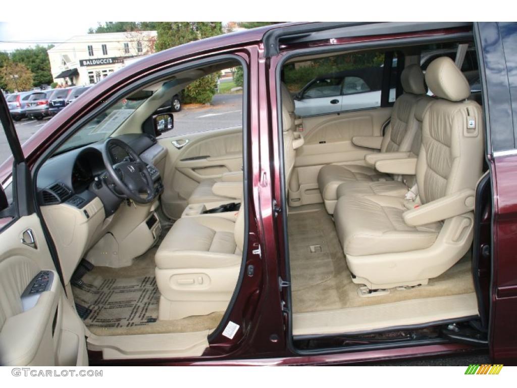 2008 Honda Odyssey Ex L Interior Photo 39054260