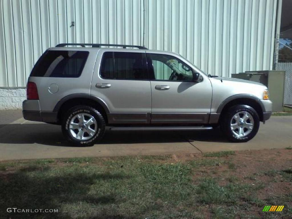 silver birch metallic 2003 ford explorer xlt exterior. Cars Review. Best American Auto & Cars Review