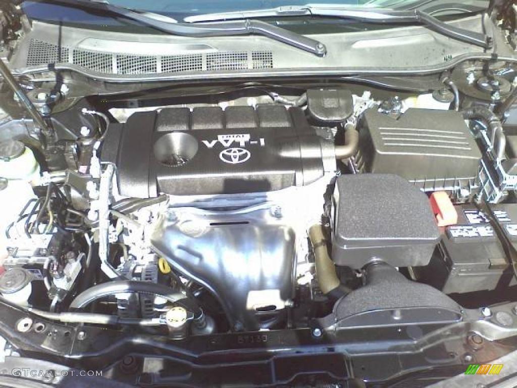 2010 Toyota Camry 2.5 Liter DOHC 16-Valve Dual VVT-i 4 Cylinder Engine ...