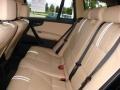 2008 BMW X3 Sand Beige/Black Nevada Leather Interior Interior Photo