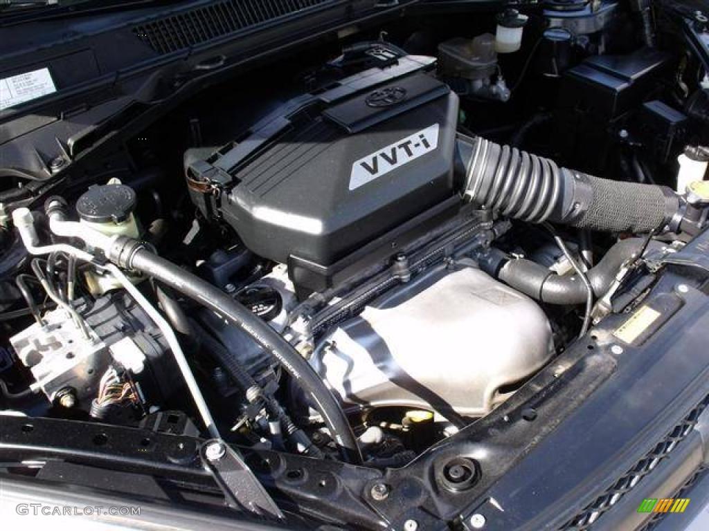 2004 Toyota Rav4 Standard Rav4 Model 2 4 Liter Dohc 16