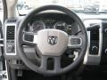 Dark Slate/Medium Graystone Steering Wheel Photo for 2010 Dodge Ram 3500 #39063583
