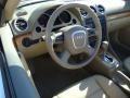 Beige Steering Wheel Photo for 2008 Audi A4 #39066919