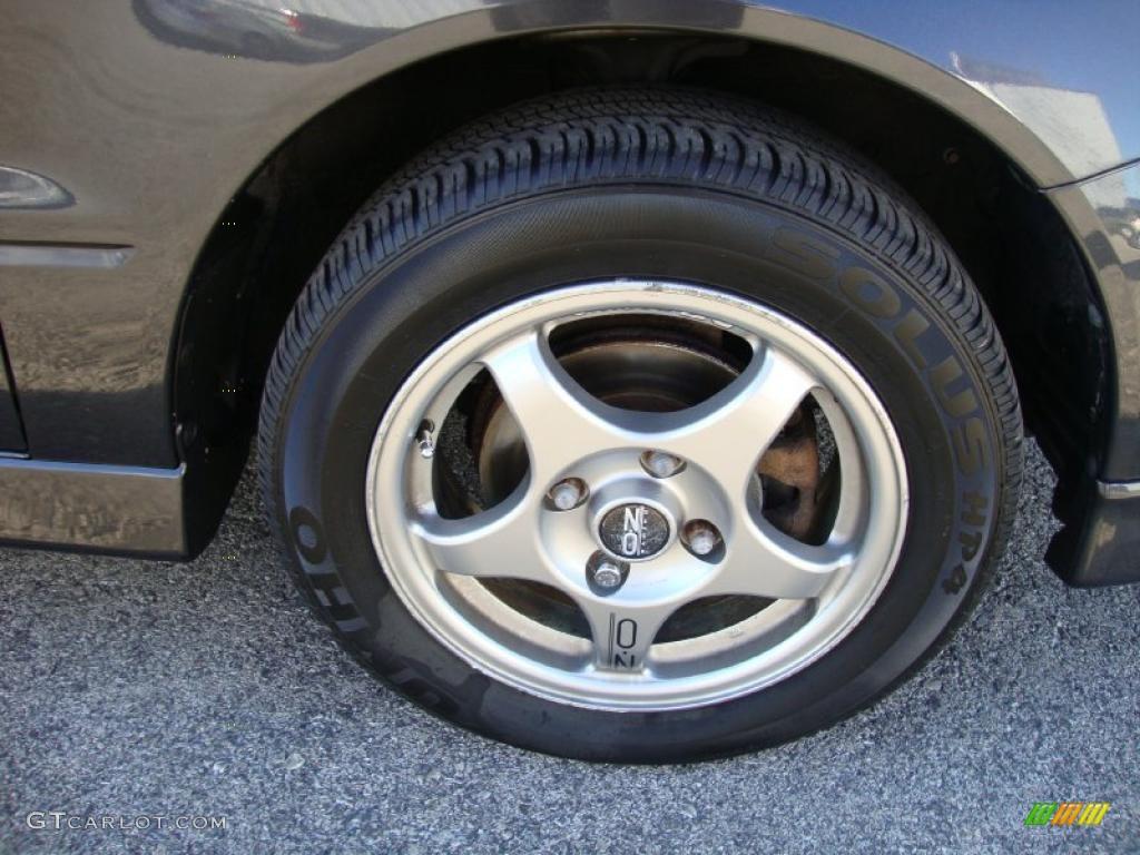 2003 Mitsubishi Lancer OZ Rally Wheel Photo #39071967 ...
