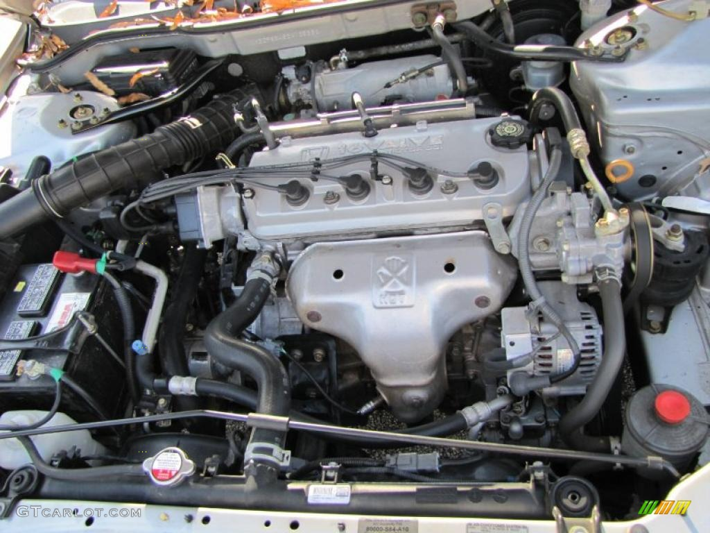 2002 honda accord dx sedan 2 3 liter sohc 16 valve vtec 4. Black Bedroom Furniture Sets. Home Design Ideas
