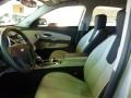 Jet Black/Light Titanium Interior Photo for 2010 Chevrolet Equinox #39073155