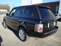 2007 Java Black Pearl Land Rover Range Rover HSE  photo #10