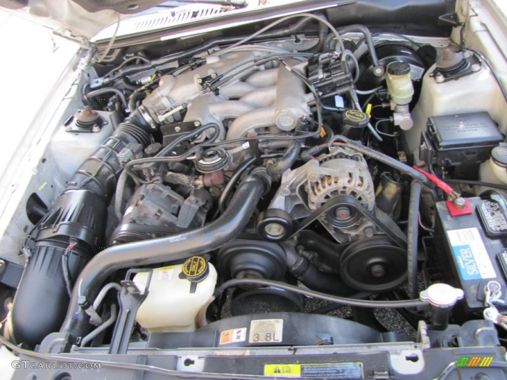 2002 Mustang 3 8 Engine Diagram - Wiring Diagrams 101 on