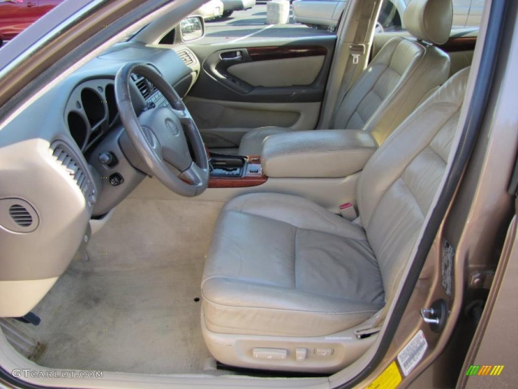 1998 lexus gs300 interior