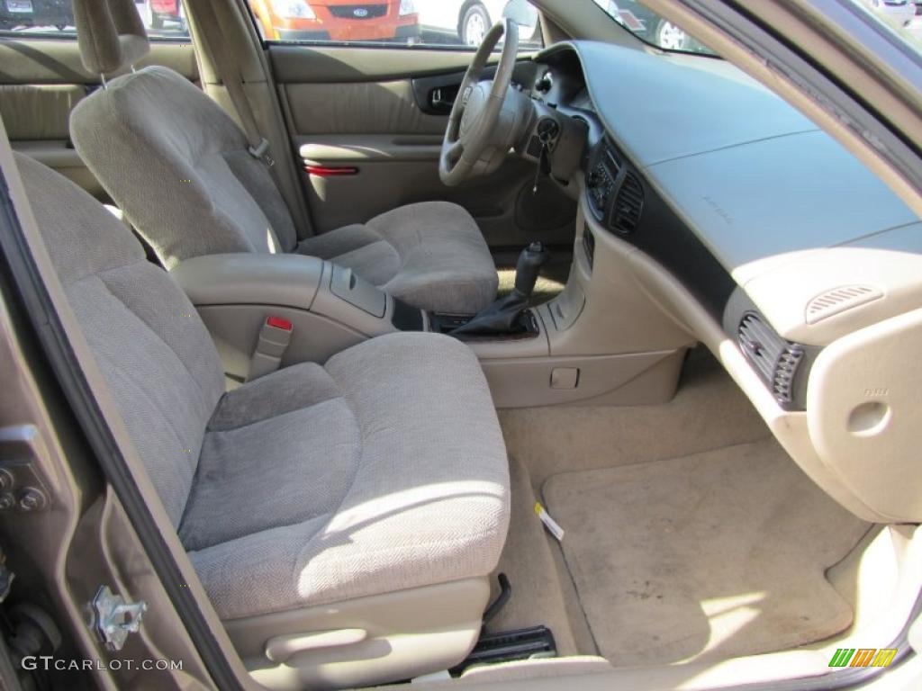 Taupe interior 2004 buick regal ls photo 39075787