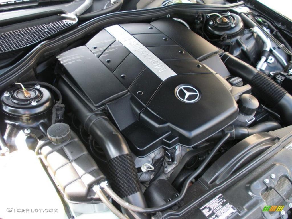 2000 mercedes benz s 430 sedan 4 3l sohc 24v v8 engine for Mercedes benz v8 engines