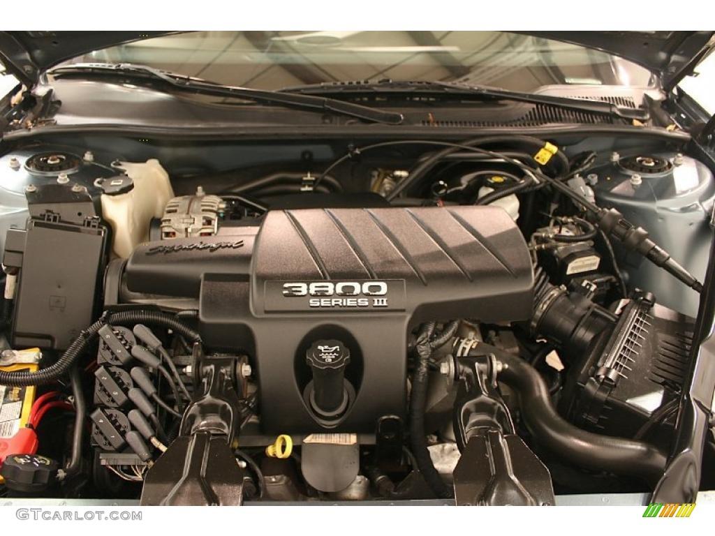 2006 Pontiac Grand Prix Gt Sedan 3 8 Liter Supercharged