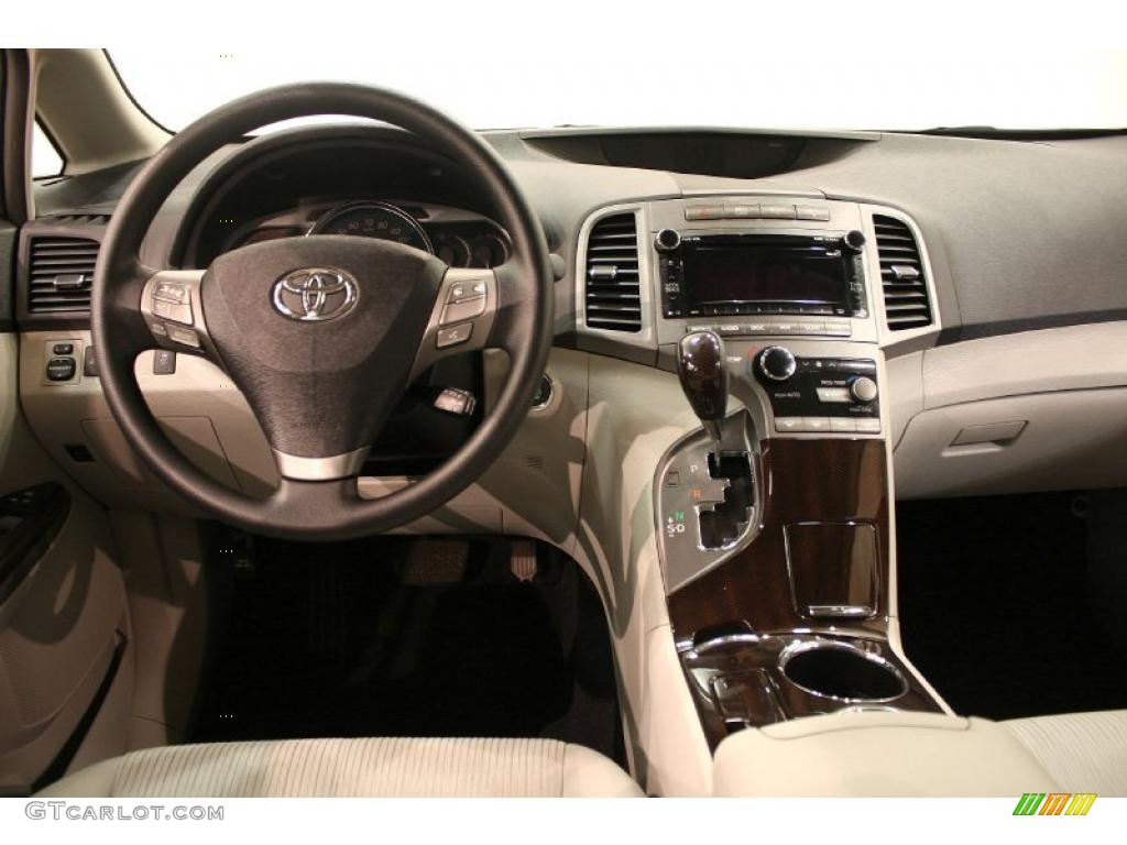 2010 Toyota Venza I4 Interior Photo #39090054