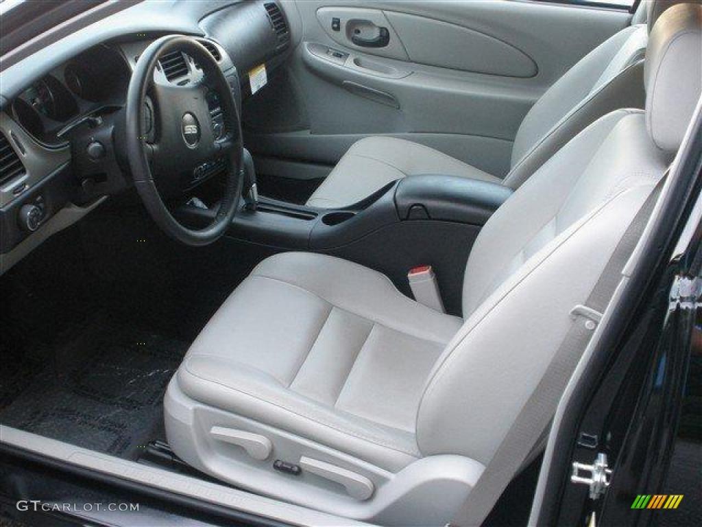 2007 Chevrolet Monte Carlo Ss Interior Photo 39093566
