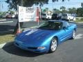 Nassau Blue Metallic - Corvette Coupe Photo No. 1