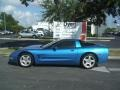 Nassau Blue Metallic - Corvette Coupe Photo No. 3