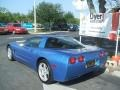 Nassau Blue Metallic - Corvette Coupe Photo No. 4
