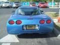 Nassau Blue Metallic - Corvette Coupe Photo No. 5