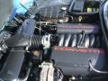 1999 Corvette Coupe 5.7 Liter OHV 16-Valve LS1 V8 Engine