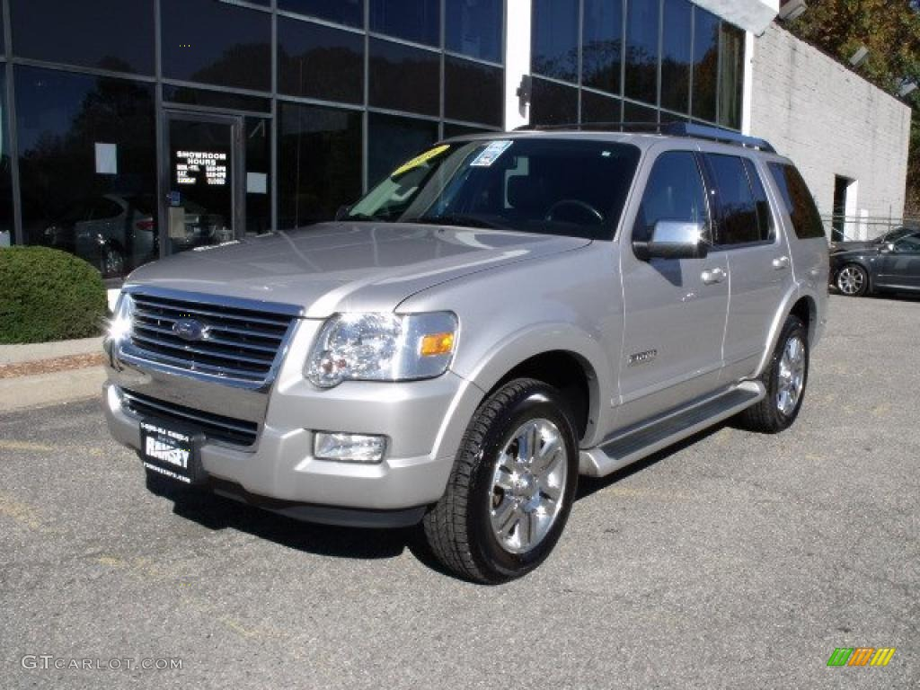 Image Gallery 2006 Silver Ford