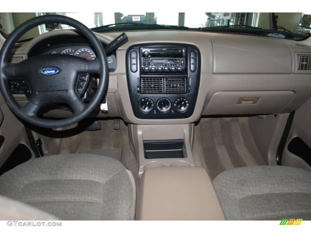 2002 ford explorer xls 4x4 dashboard photos. Black Bedroom Furniture Sets. Home Design Ideas