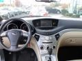 Desert Beige Dashboard Photo for 2008 Subaru Tribeca #39111301