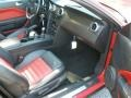 2007 Torch Red Ford Mustang Shelby GT500 Convertible  photo #18