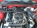 2007 Torch Red Ford Mustang Shelby GT500 Convertible  photo #25