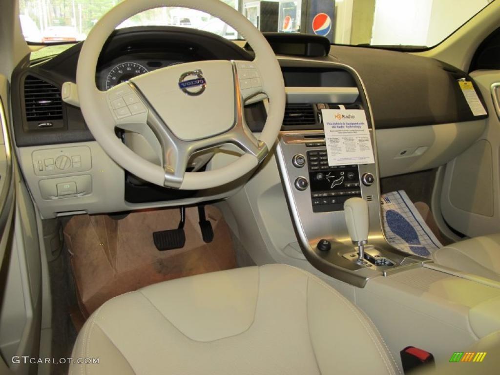 Sandstone Beige Interior 2011 Volvo Xc60 3 2 Photo 39129971