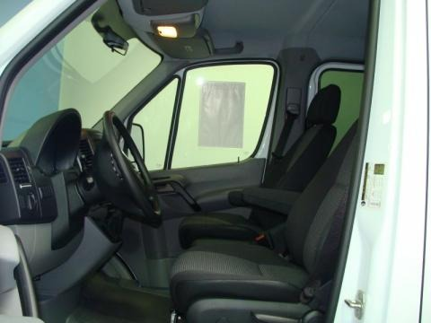2010 Mercedes-Benz Sprinter 2500 Cargo Van Interiors