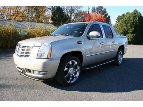 2008 cadillac escalade ext awd data info and specs. Black Bedroom Furniture Sets. Home Design Ideas