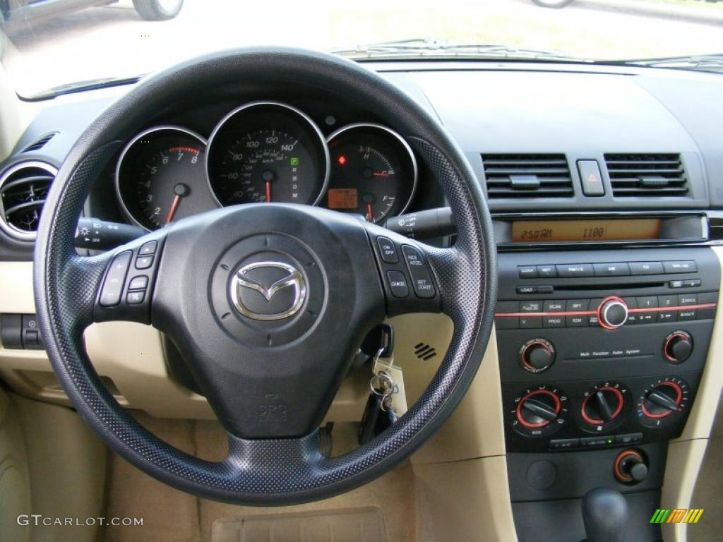 2004 mazda mazda3 i sedan dashboard photos. Black Bedroom Furniture Sets. Home Design Ideas