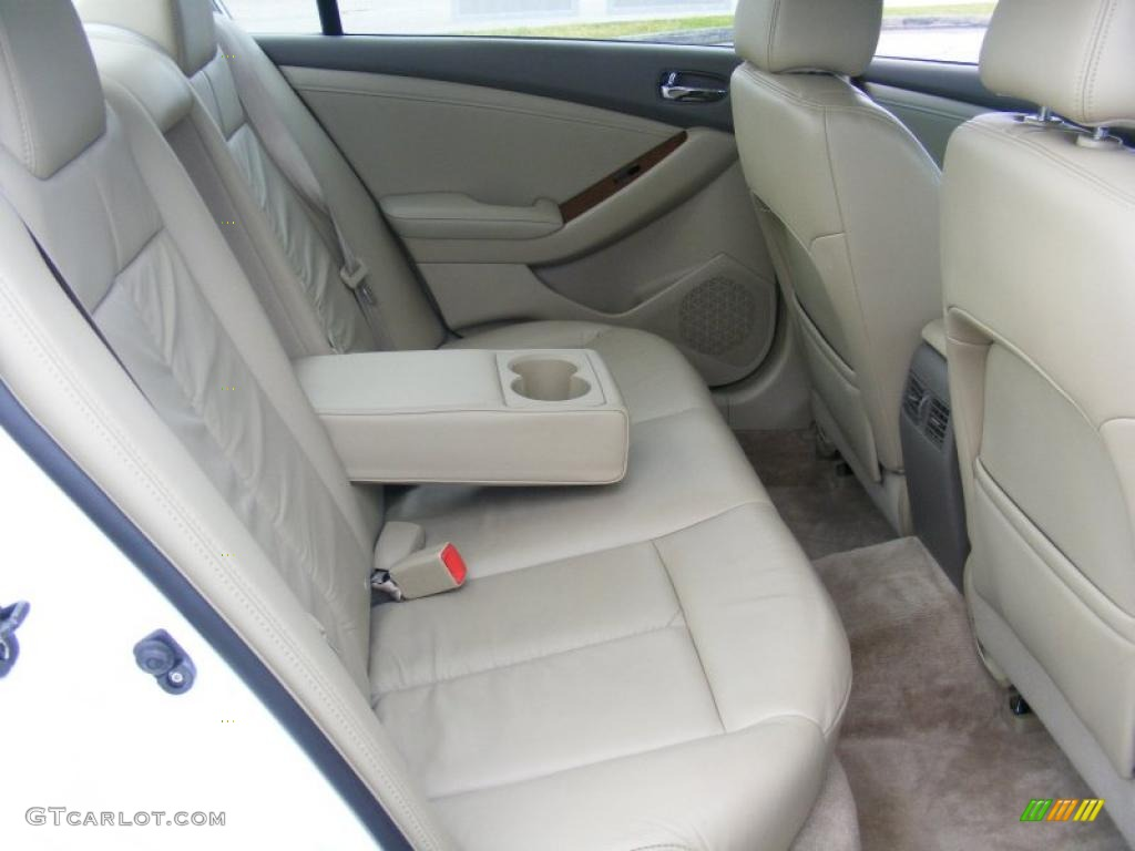 blond interior 2008 nissan altima 2 5 s photo 39138294. Black Bedroom Furniture Sets. Home Design Ideas