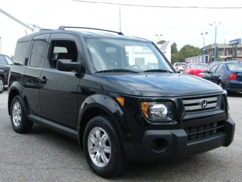 2007 honda element ex data info and specs for Honda element dimensions