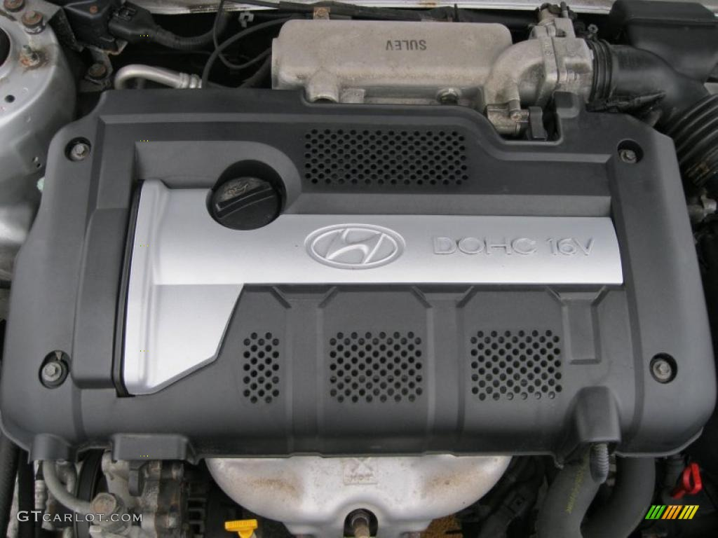 2004 Hyundai Elantra Gt Hatchback Engine Photos Gtcarlot Com