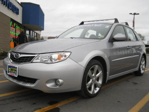 2008 Subaru Impreza Outback Sport Wagon Data, Info and Specs