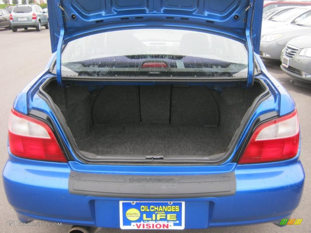 2002 Subaru Impreza Wrx Sedan Trunk Photo 39145394
